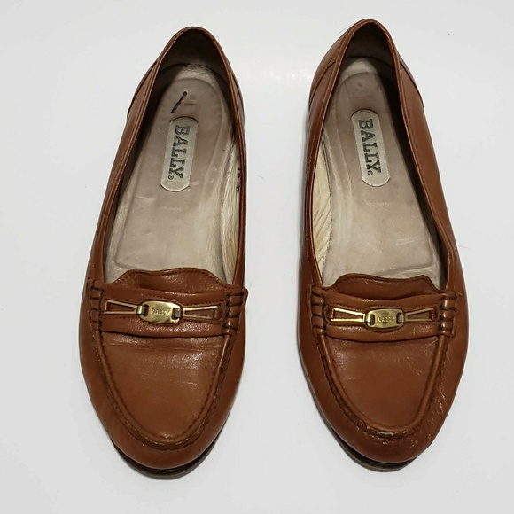 813d0a22ead Bally Shoes - Vintage Bally loafers